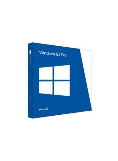 Microsoft Windows 8.1 Pro, Türkçe, Fqc-07358, 64 Bit/32 Bit, Kutu Dvd Renkli